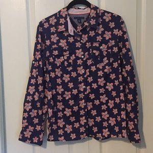 Tommy Hilfiger floral blouse